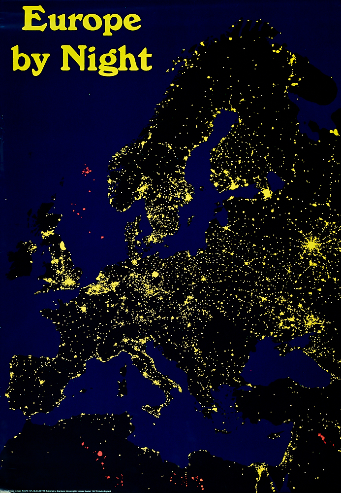 Europe by Night